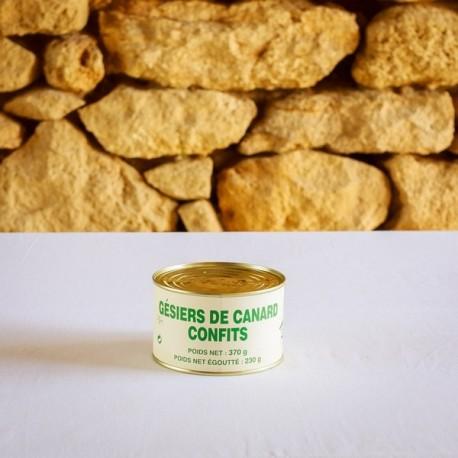 LA FERME DE TURNAC FOIE GRAS DORDOGNE Gesiers De Canard Confit (1) 169