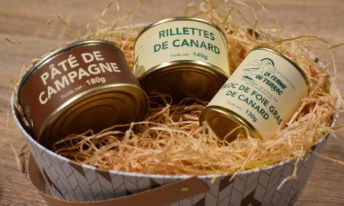 LA FERME DE TURNAC FOIE GRAS DORDOGNE Coffret Decouvert.jpg 398