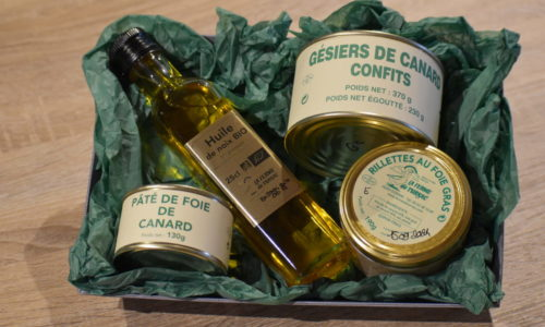 LA FERME DE TURNAC FOIE GRAS DORDOGNE Coffret Degustation.jpg 396