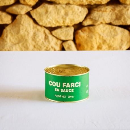 LA FERME DE TURNAC FOIE GRAS DORDOGNE Cou Farci En Sauce 177