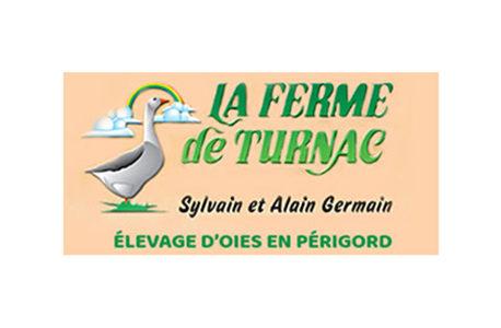 LA FERME DE TURNAC FOIE GRAS DORDOGNE Produits Logo 274
