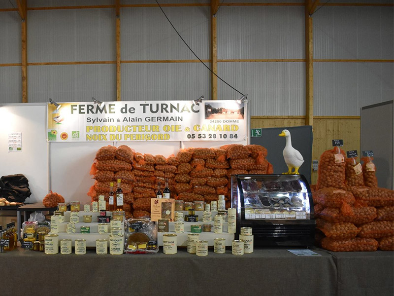 LA FERME DE TURNAC FOIE GRAS DORDOGNE Img 4 239