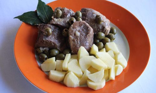 LA FERME DE TURNAC FOIE GRAS DORDOGNE Magret Au Olive 371
