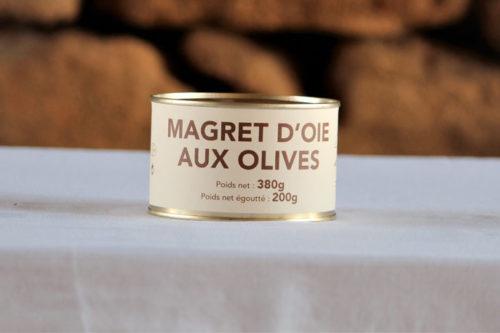 LA FERME DE TURNAC FOIE GRAS DORDOGNE Magret Aux Olives 373